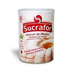 Sucrafor Azúcar de Abedul con Stevia 750 gr.
