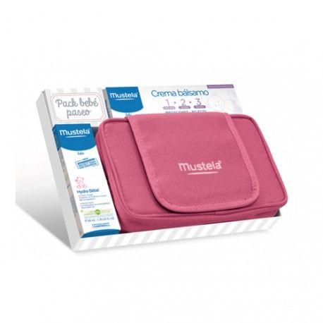 Mustela Pack Bebé Paseo Rosa