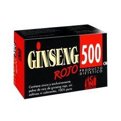 NUTRISPORT GINSENG ROJO 500 Mg. 50 CAPS.