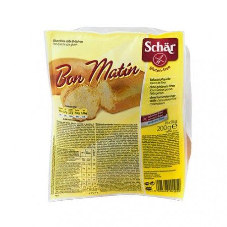 SCHAR BON-MATIN (PAN DULCE) SIN GLUTEN