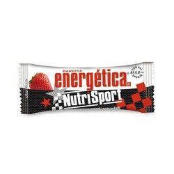 NUTRISPORT BARR.ENERGETICAS SABOR FRESA