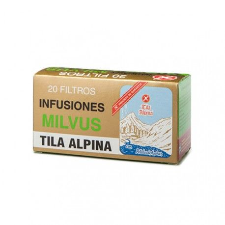 TILA ALPINA 20 FILTROS