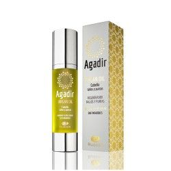 Rueber Agadir Argan Oil Cabello Tallo y Puntas 50 ml.