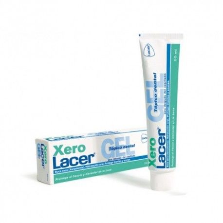 XEROLACER GEL TOPICO 50 ML.