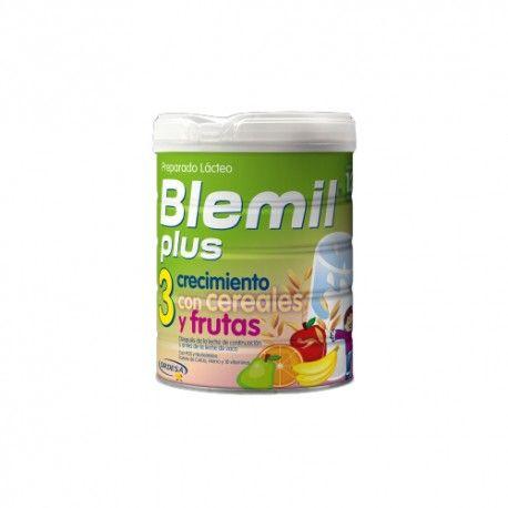 BLEMIL PLUS-3-CRECIMIENTO CEREALES/FRUT 800 G