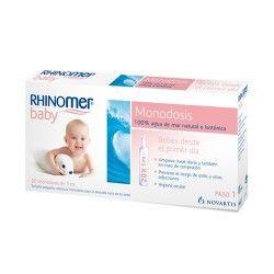 RHINOMER MONODOSIS 20 X 5 ML.