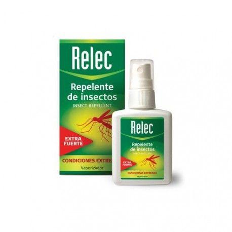 Relec Extra Fuerte Repelente de Insectos