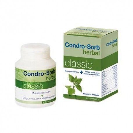 CONDRO-SORB HERBAL 60 COMPRIMIDOS
