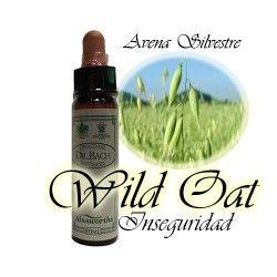 Wild Oat - Avena Silvestre 10 ml.