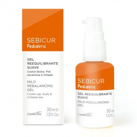 SEBICUR PEDIATRICO GEL 30 ML.