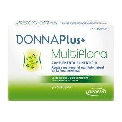 DONNAPLUS MULTIFLORA ORDESA 30 COMP.