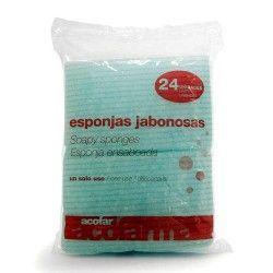 ESPONJAS JABONOSAS ACOFAR 24 UND.