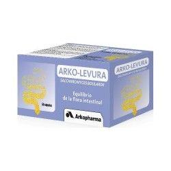 ARKO-LEVURA SACCH. BOUL. COMPLEM ALIM 50 CAPS