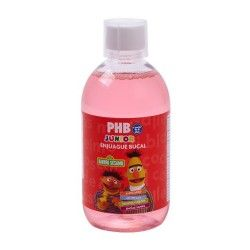 PHB JUNIOR  ENJUAGUE BUCAL BAR.SESAMO 500 ML
