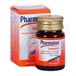 PHARMATON COMPLEX 30 COMP. RECUBIERTOS