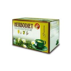 Herbodiet Gluconova 20 Bolsitas