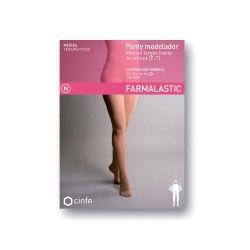 PANTY FARMALASTIC MODELADOR C.NOR T/MD. NEGR