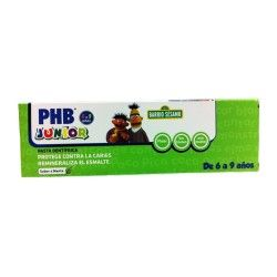 PHB PASTA JUNIOR BARRIO SESAMO MENTA 75ML