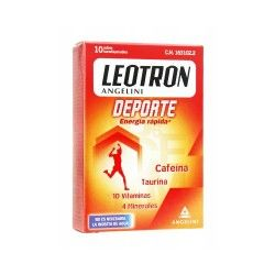 LEOTRON DEPORTE 10SOBRES BUCODISPERSABLES
