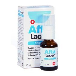 AFTA LACER SPRAY 15 ML.