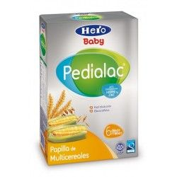 HERO BABY PAPILLA MULTICEREALES PEDIALAC 500G