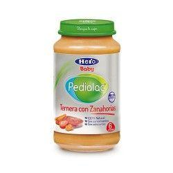 HERO BABY TERNERA ZANAHORIAS PEDIALAC 250 GR