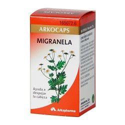 ARKOCAPSULAS MIGRANELA 48 CAPS.