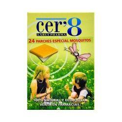 Parches Antimosquitos Ecológicos 24 Uds.
