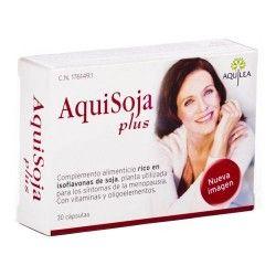 AQUISOJA PLUS 30 CAPSULAS