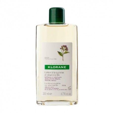 Klorane Loción Anti-caída a la Quinina B-6 200 ml.