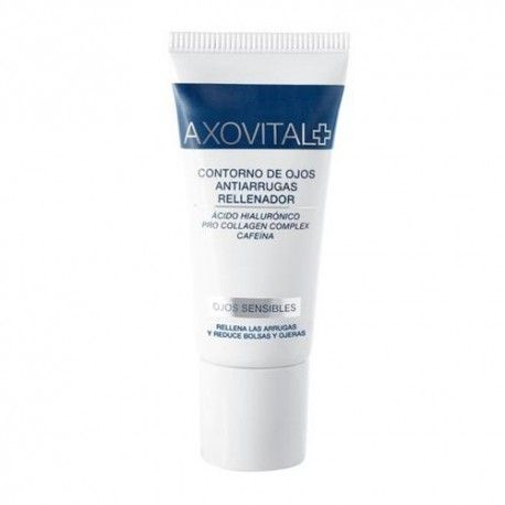 Axovital Contorno de Ojos Antiarrugas Rellenador 15 ml.