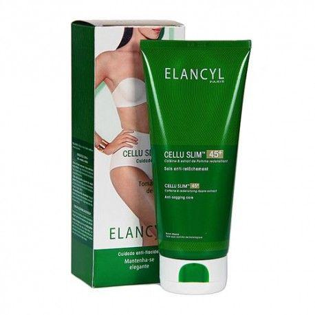 Elancyl Cellu Slim 45+ Anticelulítico 200 ml.