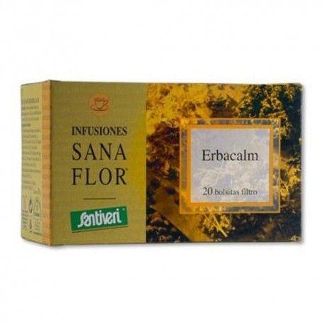 Sanaflor Erbacalm 20 Bolsitas