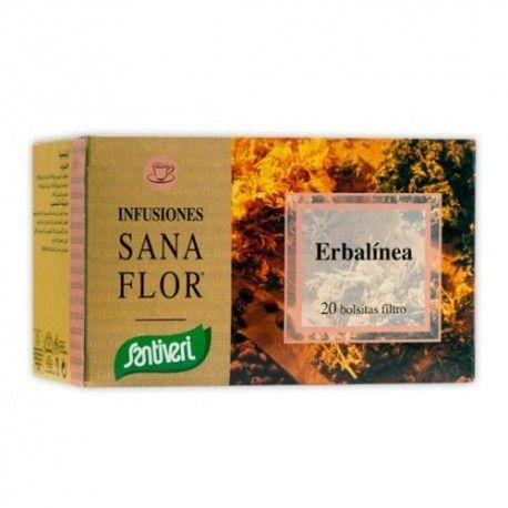 Sanaflor Erbalínea 20 Bolsitas