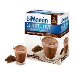 BIMANAN BATIDO CHOCOLATE 5 UND.