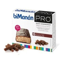 BIMANAN PRO BARRITAS DE CHOCOLATE 162 G.