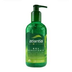Atlantia Gel hidratante Aloe Vera Puro 250 ml.