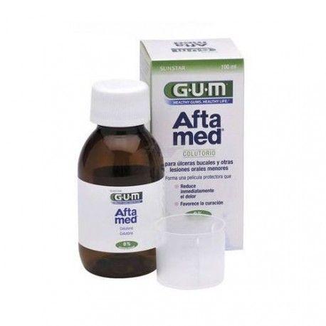 AFTAMED GUM COLUTORIO 100 ML.