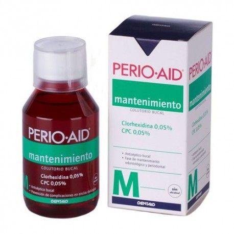 Perio Aid Colutorio Mantenimiento 150 ml.