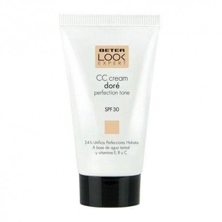 Beter Look Expert CC Cream Doré SPF 30+ 50 ml.