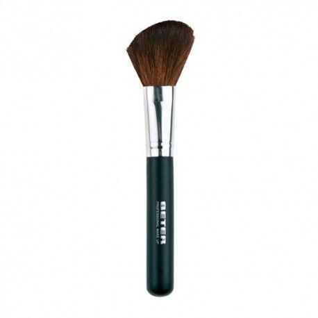 Beter Look Expert Brocha de Maquillaje Angulada de Pelo de Cabra 15,8 cm.