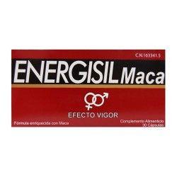 Energisil Maca Afrodisíaco 30 Cápsulas