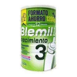 Blemil Plus 3 Crecimiento Formato Ahorro Lata 1200 gr.