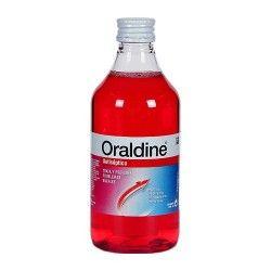 Oraldine Antiséptico 400 ml.