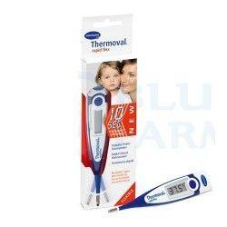 Thermoval Rapid Flex Termómetro Digital de Punta Flexible
