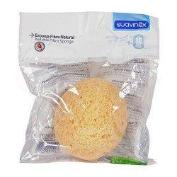 Suavinex Esponja de Fibra Natural +0m