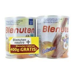 Blenuten Neutro 400 gr. + Blenuten Colacao 400 gr. de Regalo