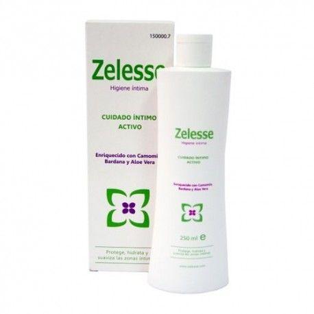 Zelesse Cuidado Íntimo Activo 250 ml.