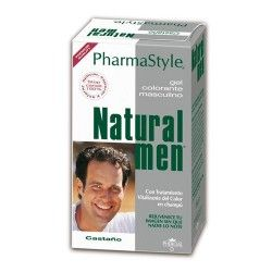 NATURAL MEN PHARMASTYLE CASTAÑO
