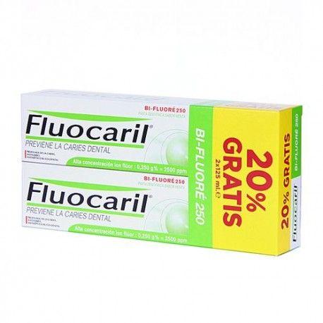 Fluocaril Bi Fluore 250 125 ml. Duplo